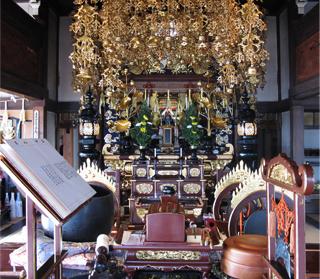 善慶寺の縁起